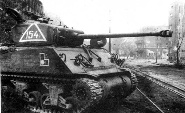 Tanks and SP guns of the 2nd GTA