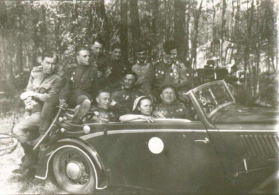 Танк т-34-85 182