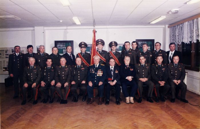 2-я Гв. ТА в ПОСЛЕВОЕННЫЙ ПЕРИОД 1945-1998 г. - Вторая Гвардейская ...